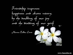 Short Quote About Friendship Short Quote For Friendship Quotes About