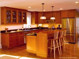 maple kitchen cabinets with black appliances. Prominent Tiger Maple Kitchen Cabinets #6 Flooring For Kitchens With Cider Black Appliances