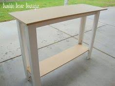 Modern Diy Simple Sofa Table Genius Will Solve My Finding On Ideas