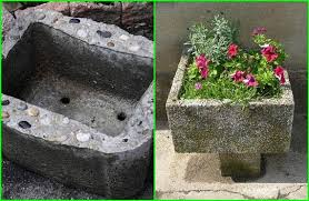 How To Make Concrete Planters-Creative DIY Project 4