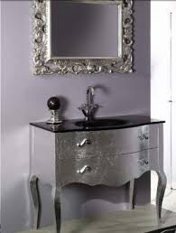 lavender wall paintSilver Bathroom Furniture  Foter