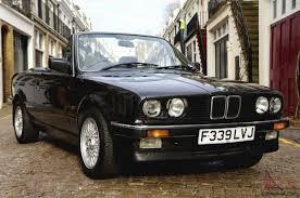 All BMW Models 1989 bmw e30 : E30 325i Convertible (1989)