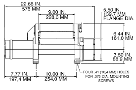 ramsey 8500 lb winch wiring diagram ramsey wiring diagrams