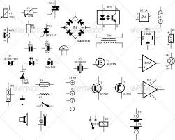 1000 images about schematics cigar box guitar schematic symbols for electronic components