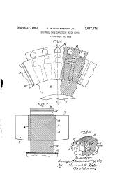 Patent us3027474 squirrel cage induction motor rotor drawing electrical diagram for house wiring