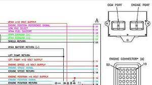 wiring diagram cummins isb 23pin for ecm 3942860 3944124 wiring diagram cummins isb 23pin 40 for ecm 3942860 3944124 3990517
