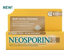 Minimize the appearance of scars | NEOSPORIN® + Pain, Itch, Scar