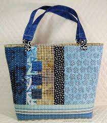 62 best Quilted Purses and Bags images on Pinterest | Patchwork ... & Quilted Handbag Adamdwight.com