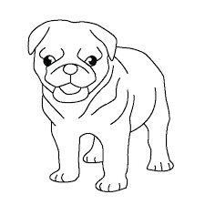 Puppy Coloring Pages To Print Puppy Coloring Pages To Print Puppy