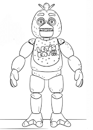Fnaf Coloring Pages Free 72cdf27b0c50 Bbcpc