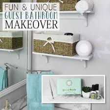 guest bathroom ideas. Bet You\u0027ve Never Seen Some Of These Unique Bathroom Ideas Before! You Guests Guest A