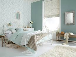 Exceptional Bright And Cheerful Bedroom Ideas   ILiv Bird Garden Duck Egg Bedroom  Blinds Fro Shabby