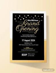create invitation card free 15 opening invitation templates psd ai free premium templates