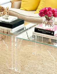 popular of ideas for lucite coffee table design 17 best ideas about lucite table on acrylic table