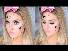 ed broken doll tutorial pretty easy makeup