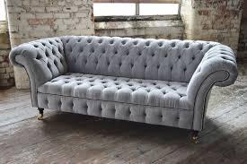 fabric chesterfield sofa. Fine Fabric Fabric Chesterfield Sofa In M