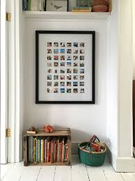 Little Square Gallery captures all your photos in a beautiful solid frame.  Preserve and display