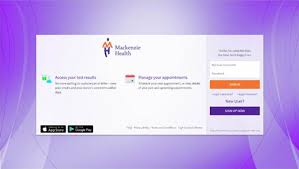 Glens Falls Hospital My Chart Login Mychart Mackenzie Health