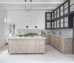 19 Bleached Oak Kitchen Cabinets Fearsome Bleached Wood Kitchen