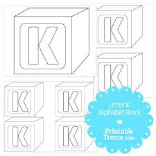 Baby Blocks Alphabet A Free Photo On Block Lettering Printable