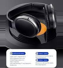 Tai nghe bluetooth Usams US-YN001 với âm thanh 3D, pin khủng