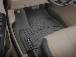 2017 kia sedona semi universal trim to fit flexible floor mats for all vehicles weathertech