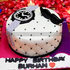 Cake For Men 4 Pounds Send Gifts To Pakistan Giftoo No 1 Gift
