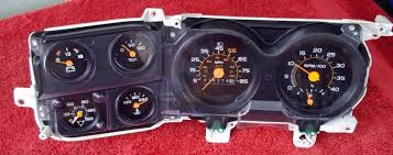 wiring diagrams for factory original gauge cluster with tachometer? Chevy Distributor Wiring Diagram at 87 Chevy R10 Wiring Diagram