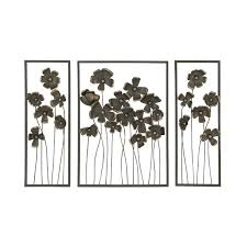 on chic wall art set with 3 piece chic wall d cor set reviews joss main