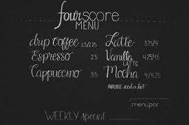 See 2 unbiased reviews of fourscore coffee house, rated 4 of 5 on tripadvisor and ranked #306 of 475 restaurants in roseville. Online Menu Of Fourscore Coffee House Roseville Ca