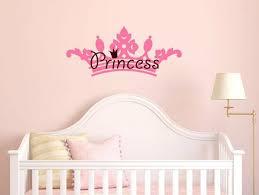 decor designs decals princess crown