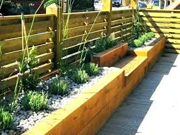 raised garden beds on a slope build a raised garden bed building beds materials est way raised garden beds
