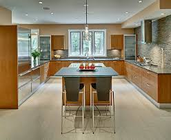 U Shaped Kitchen Designs With Island Awesome Inspiration Design