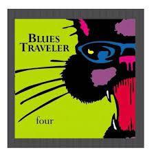 blues traveler four usa import cd nuevo