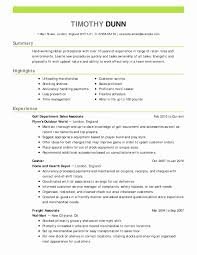 Social Media Manager Resume Beautiful Credit Manager Resume Best