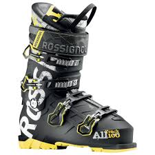 Rossignol Ski Boot Size Chart Uk Ski Boots Rossignol Alltrack Pro 100 Black