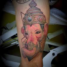 Lord Ganesha Tattoo Best Tattoo Ideas Gallery