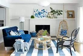 blue living room decor blue living room decor ideas navy blue and orange living room decor