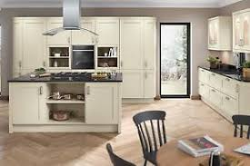 ivory kitchen cabinets. Image Is Loading Oxford-Ivory-Shaker-Kitchen-Cabinets-Kitchen-Units-Ivory- Ivory Kitchen Cabinets
