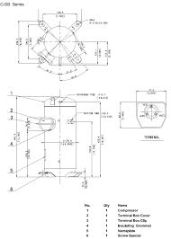 compressor hermetic scroll panasonic c sbp160h38b area cooling c sbp160h38a dibujo 150313 1363340622 98 jpg 154 45kb wiring diagrams