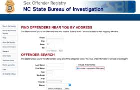 south carolina registered sex offender search