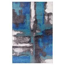 blue 8 10 area rugs beautiful city furniture unison 8x10 rug
