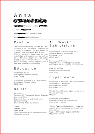 Awesome Collection Of Self Promotion Resume Sample Resume Junior