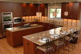 U Shaped Kitchen Designs Without Island Photo   1