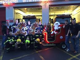 santa sleigh of romsey chandler s ford and district round table