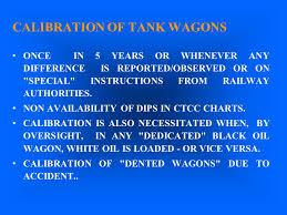 Hindustan Petroleum Dip Chart Tank Wagon Loading Unloading Operations Ppt Download