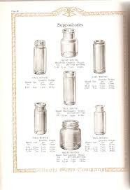 page 54 suppositories yes bottles for such