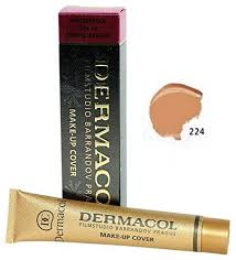 Dermacol Make Up Cover Foundation Waterproof Hypoallergenic