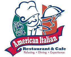 american restaurants logos. Wonderful American American Italian Restaurant U0026 Cafe Logo Throughout Restaurants Logos A