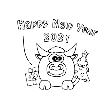 Mandy has created this simple illustration for new year's celebrations. New Year January Coloring Pages Free Printable Fun To Help Kids Adults Welcome 2021 Printables 30seconds Mom